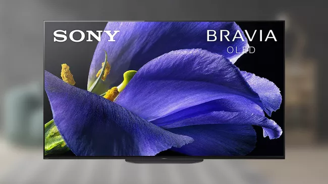 Sony Master Series A9G OLED TV