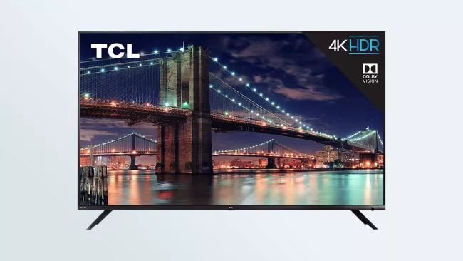 TCL 6-Series 65-inch Roku TV