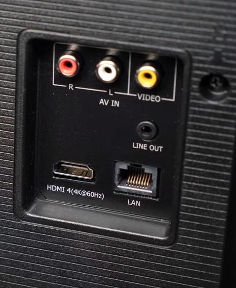 Hisense R8F 4K UHD smart TV