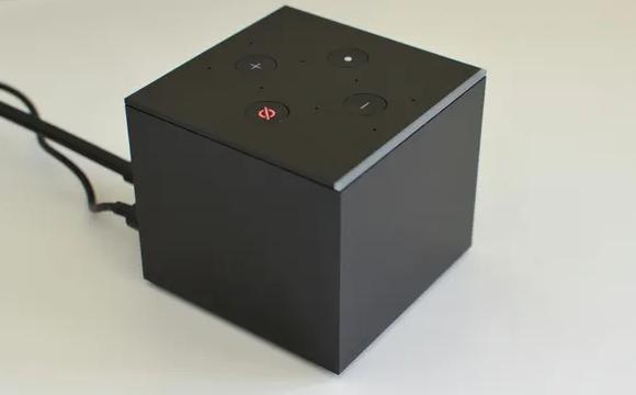 Design of Fire TV Cube
