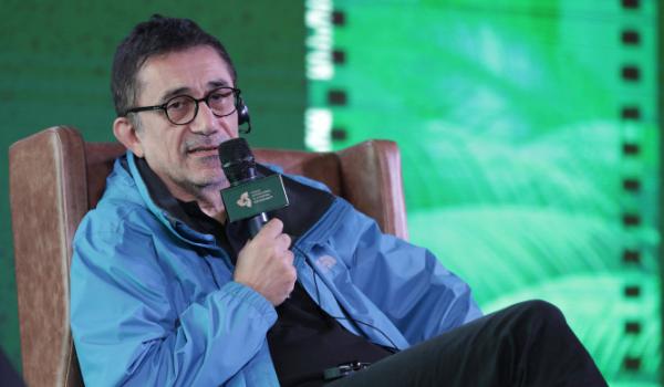 Turkish director Nuri Big Ceylon Interview: Natural Narritive of Life and Time