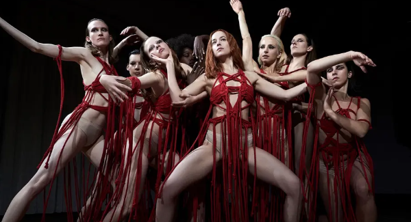Suspiria Review: Should be called [German Horror Story: Witch Rally] or [Mother: Part 2]