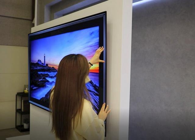 LG GX Gallery OLED TV