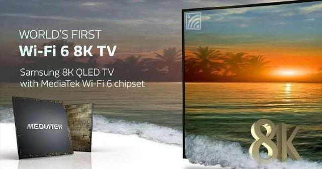 MediaTek new flagship smart TV chip S900: supports AI, 8K, Wi-Fi 6