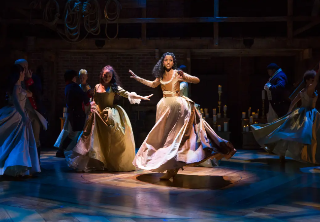 Hamilton film short review: A gift to heal us in this special period