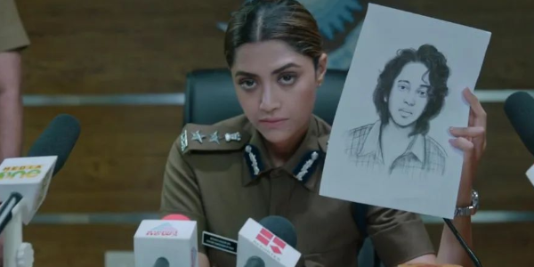 Forensic India crime and thriller film review