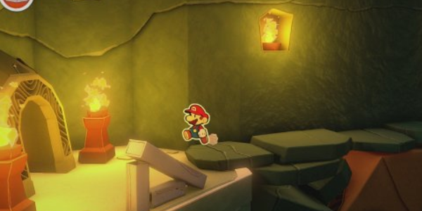 Paper Mario The Origami King game review