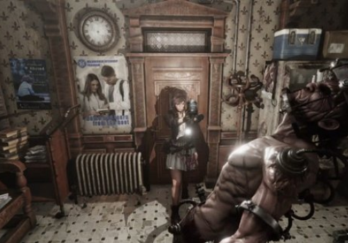 New survival horror game Tormented Souls will come in 2021