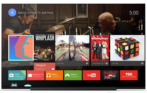 Android TV active users increased by 80% compared to 2019
