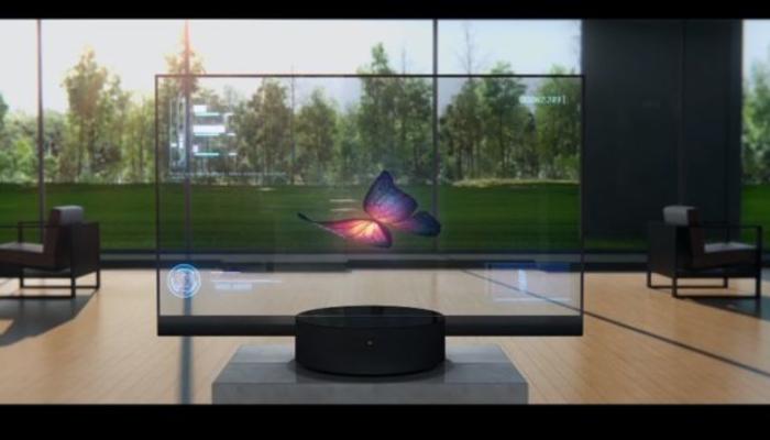 Mi TV Master series-Xiaomi transparent TV