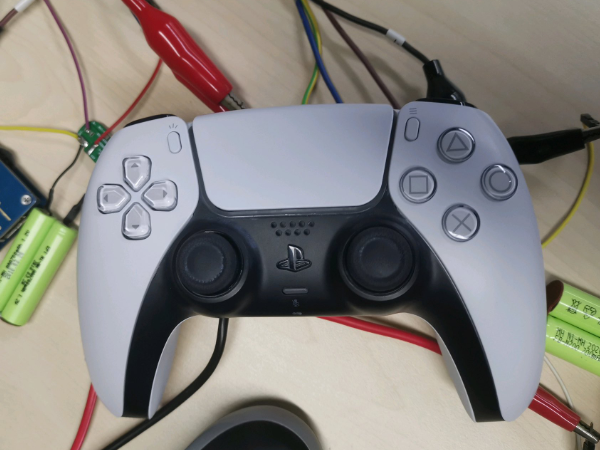 PlayStation 5 DualSense controller appeared, battery capacity and other information exposed