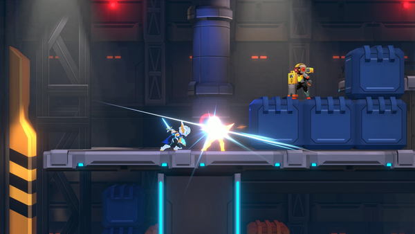 Side-scrolling action game Fallen Knight will be released in 2021