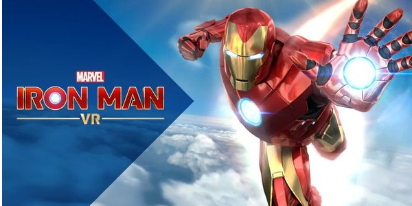 Marvel's Iron Man VR updates 1.06 version, adds a variety of content