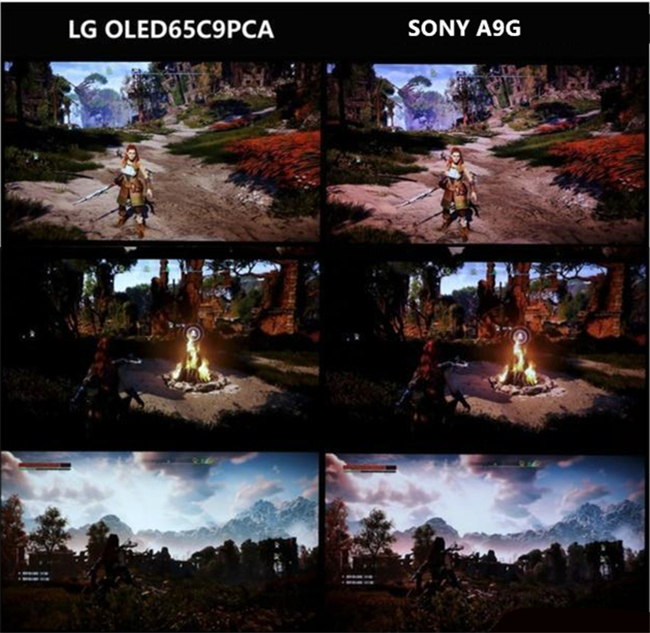 LG C9 and Sony A9 OLED TV: 3 Differences In The Best Models