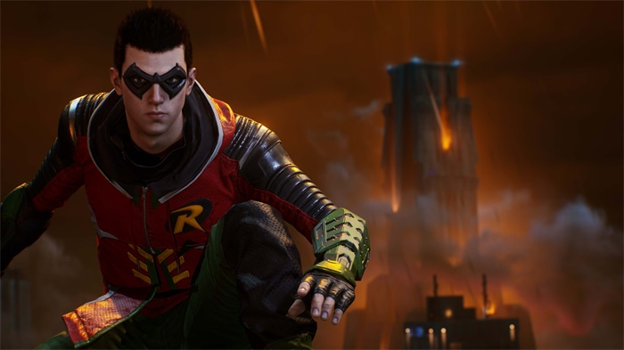 Gotham Knights game: Batman is dead, controls the Bat family to fight
