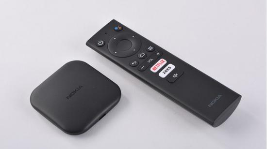 Nokia TV box is coming. It is called Nokia Media Streamer.