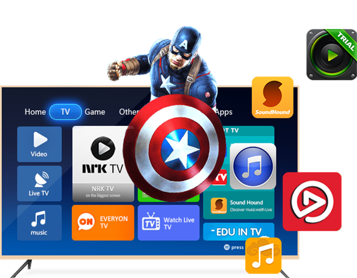 Dangbei Market / Dangbei Store  Android TV App Store for Best TV Apps Download_v3.8.9