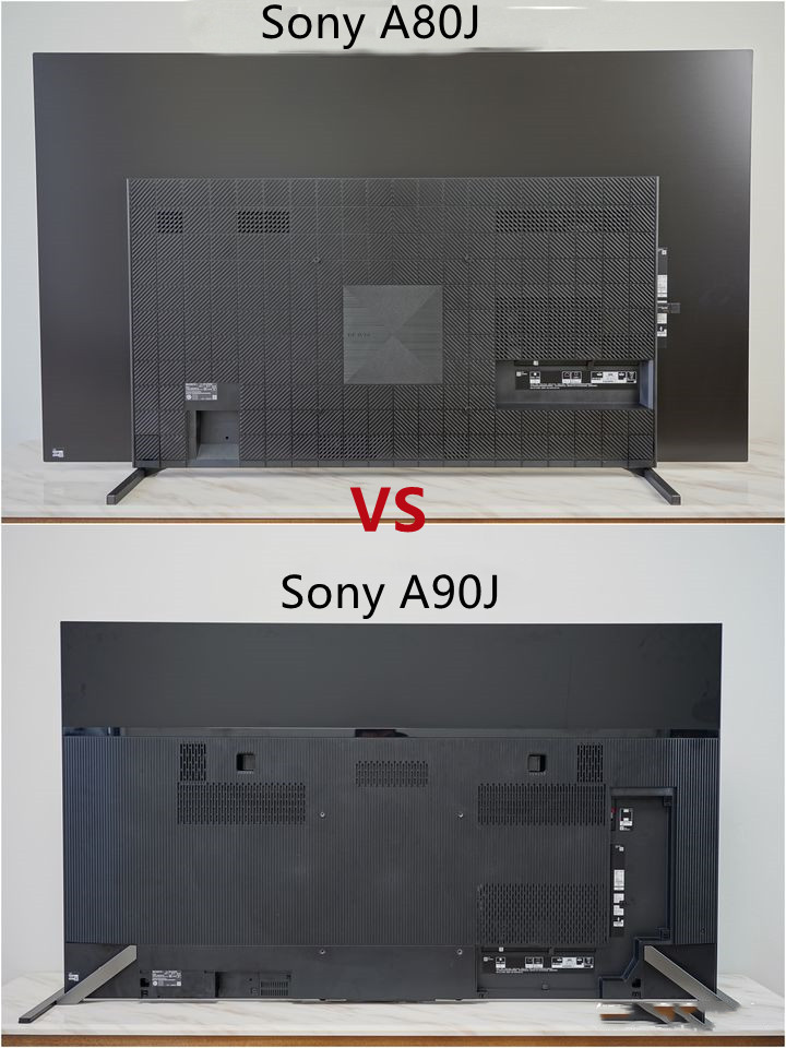 Sony A90J VS. Sony A80J